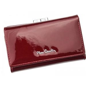 Dámská kožená peněženka Pierre Cardin Monique - černá