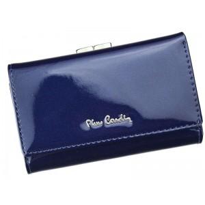 Dámská kožená peněženka Pierre Cardin Monique - červená