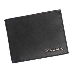 Pánská kožená peněženka Pierre Cardin Aleks - černá