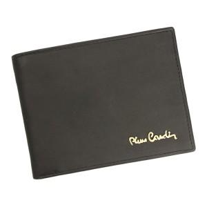 Pánská kožená peněženka Pierre Cardin Marvel - černá