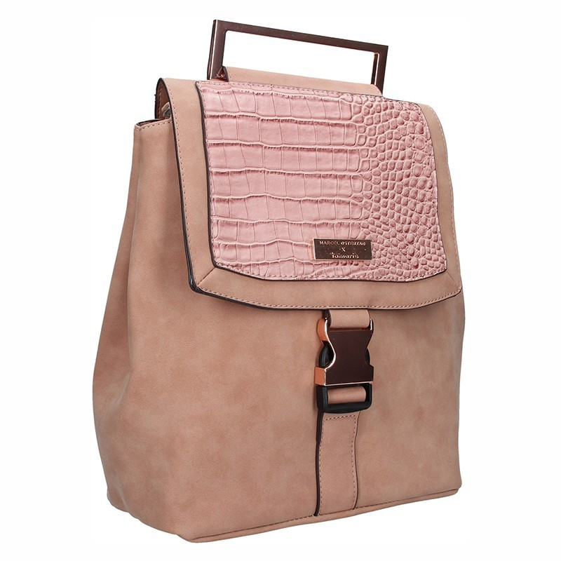 Dámský fashion batoh Tamaris Antonia - růžová