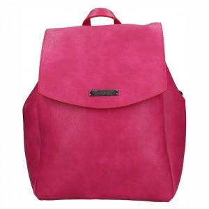 Dámský fashion batoh Tamaris Lorella - růžová