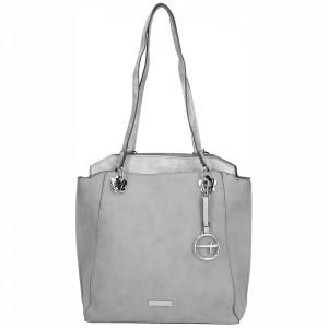 Dámská batůžko kabelka Tamaris Millay - šedá