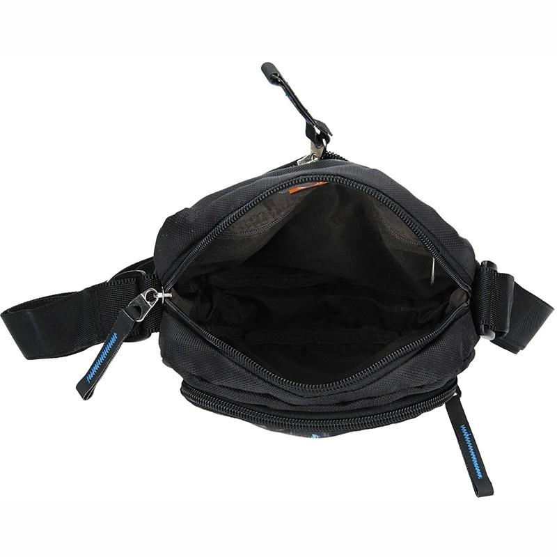 Pánská taška přes rameno Diviley Jordan - černá