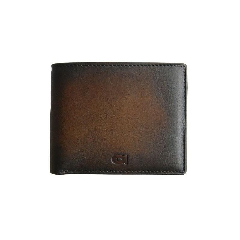 Pánská kožená peněženka Daag P02 - hnědá