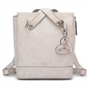 Dámská batůžko kabelka Tamaris Milta - růžová