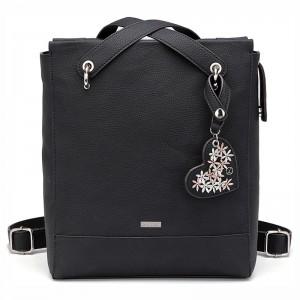Dámská batůžko kabelka Tamaris Milta - tmavě modrá