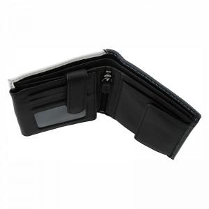 Pánská kožená peněženka Lagen Trikoloras