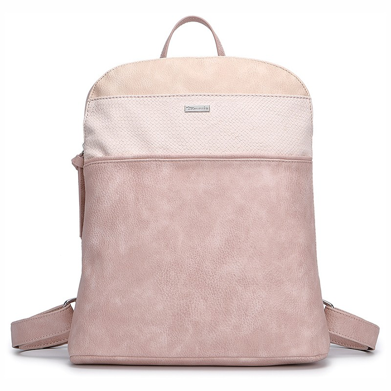 Dámský fashion batoh Tamaris Khema - růžová 25242f4abcf