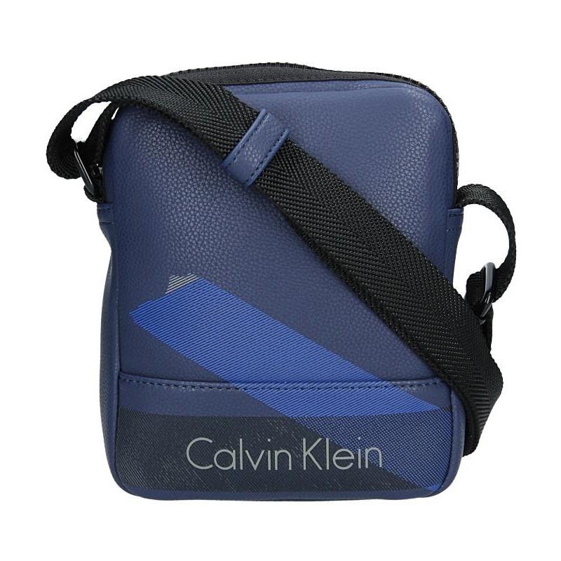 Pánská taška přes rameno Calvin Klein Raul - modrá e4e653f2fc2