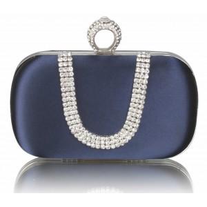 Dámské psaníčko LS Fashion Mina - modrá