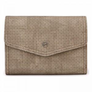 Dámská peněženka Tamaris Adriana - khaki