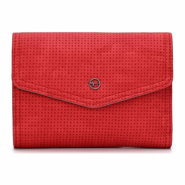 Levně Dámská peněženka Tamaris Adriana - červená
