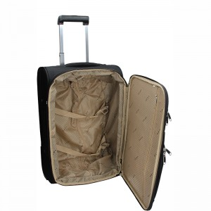 Cestovní kufr Airtex 9105/1 - černá