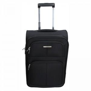Sada dvou cestovních kufrů Airtex Paris 9105 - černá