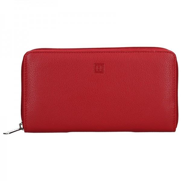 Dámská peněženka Hexagona Kaja - červená