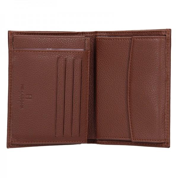 Pánská peněženka Hexagona Tibor - černá