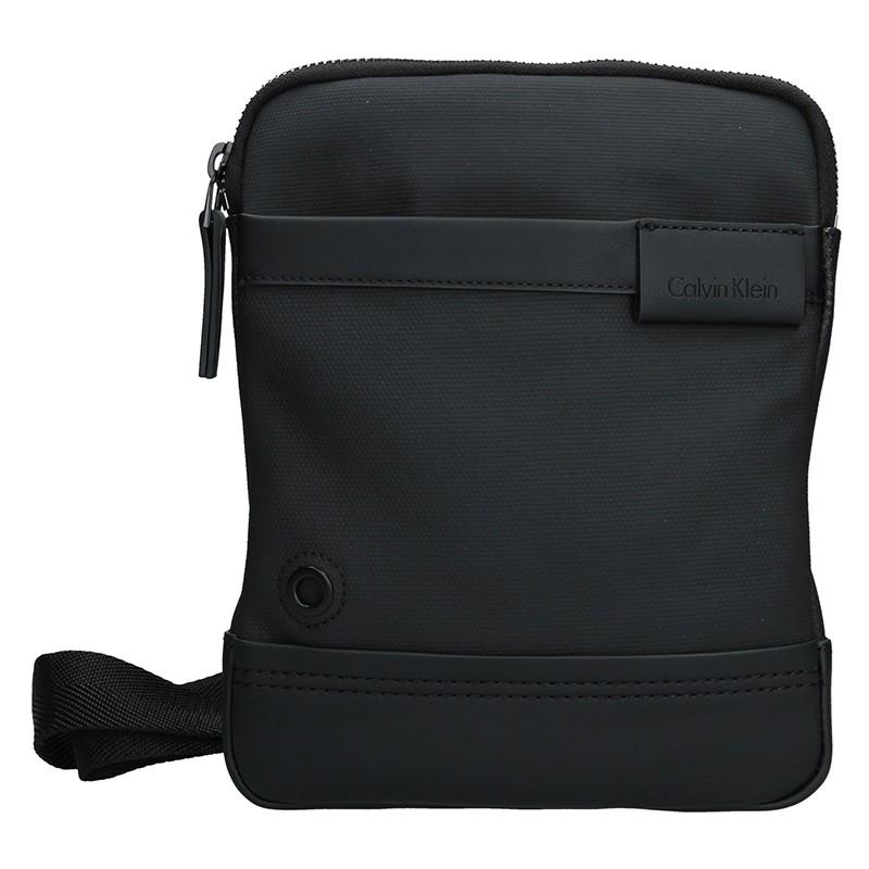 Pánská taška přes rameno Calvin Klein Koudy - černá 2198f883177