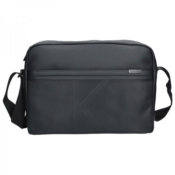 Pánská taška přes rameno Calvin Klein Simons - černá