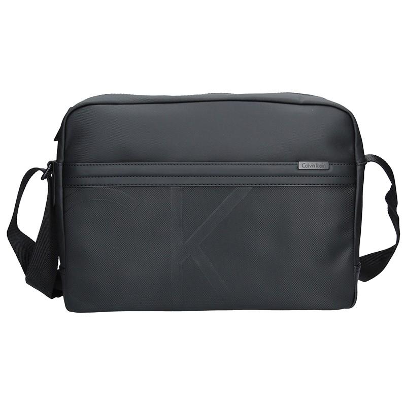 Pánská taška přes rameno Calvin Klein Simons - černá acce6c2eb8f