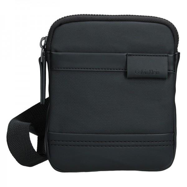 Pánská taška přes rameno Calvin Klein Fred - černá