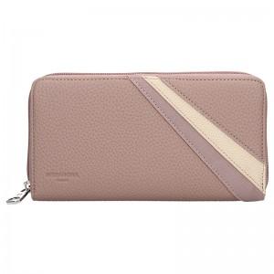 Dámská peněženka Hexagona Vendy - růžová
