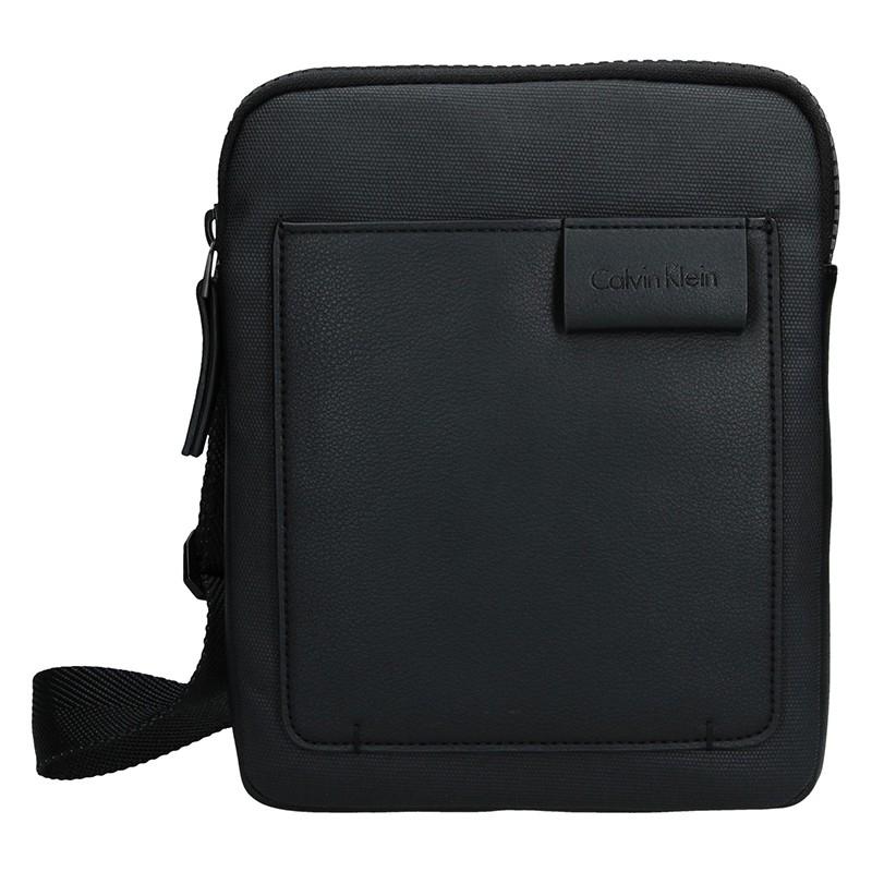 Pánská taška přes rameno Calvin Klein Vincent - černá 2778b5fb0eb