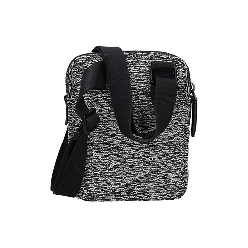 Pánská taška přes rameno Calvin Klein Bardet - černá-bílá