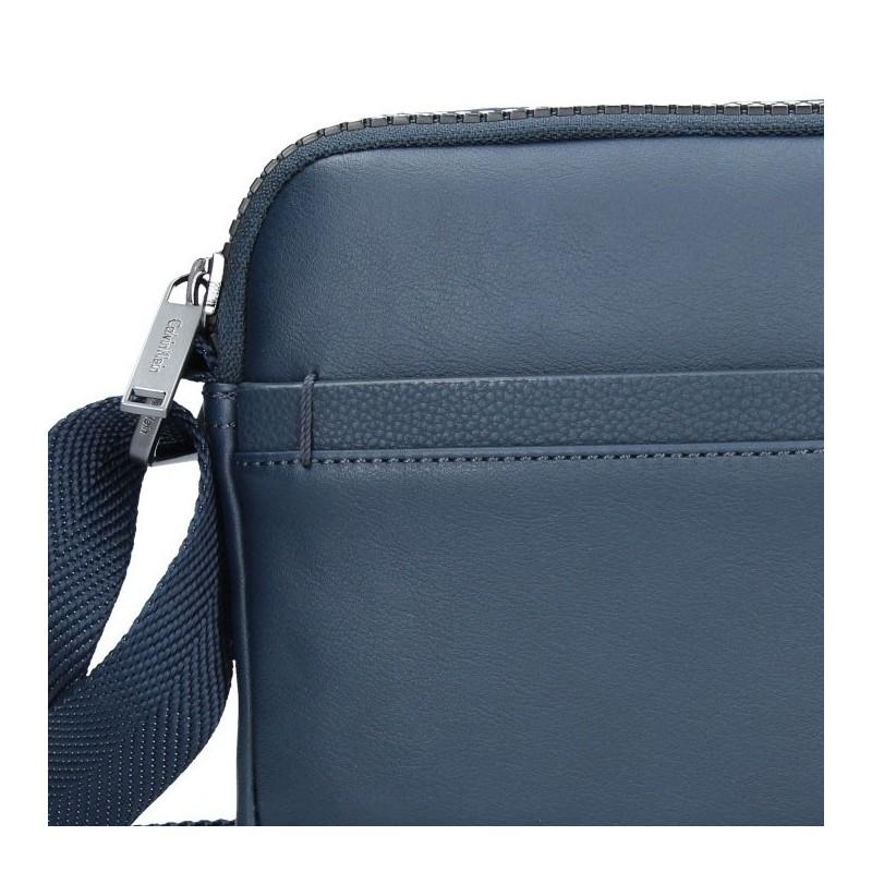 Pánská taška přes rameno Calvin Klein Landa - modrá