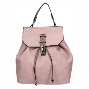 Dámský batoh Suri Frey Freda - růžová