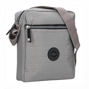 Pánská taška přes rameno New Rebels Harry - šedá