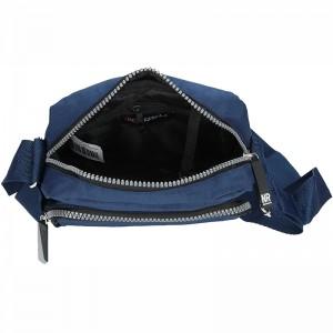 Pánská taška přes rameno New Rebels Jason - tmavě modrá
