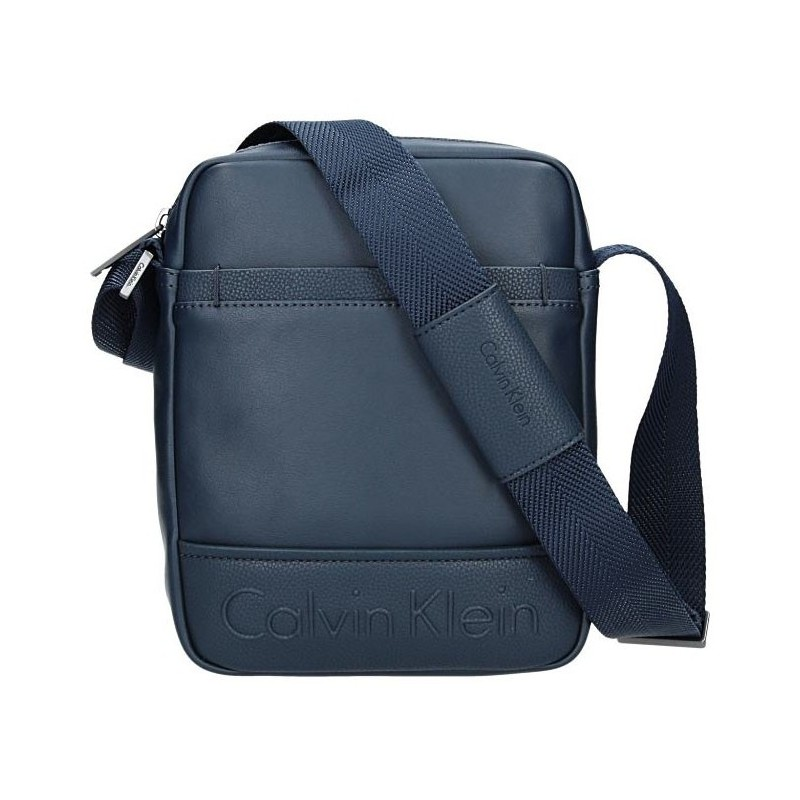 dc18584277 Pánská taška přes rameno Calvin Klein Parker - modrá