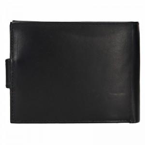 Pánská kožená peněženka Diviley Marek - světle hnědá