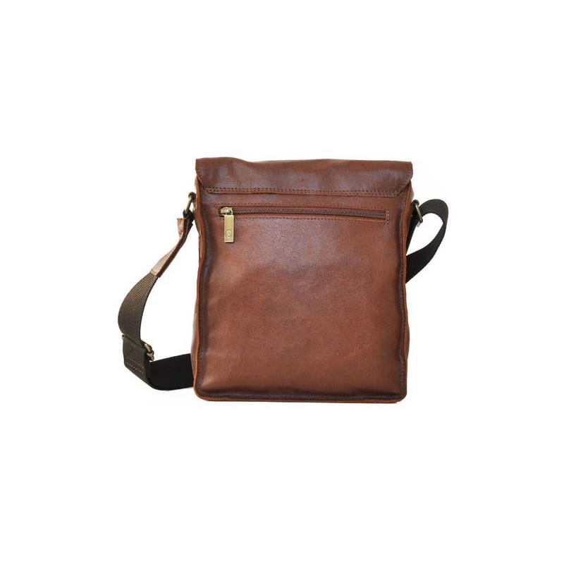 Pánská taška Daag JAZZY ORGANIC 3 - koňak