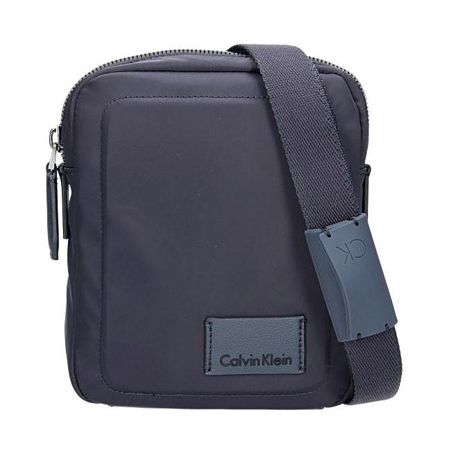 Pánská taška přes rameno Calvin Klein Ermin - modrá cdafc0e8cea