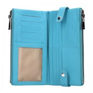 Dámská kožená peněženka Katana Wendy - hnědá
