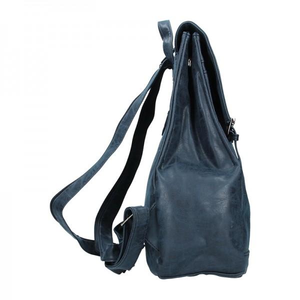 Moderní batoh Enrico Benetti 66195 - tmavě modrá