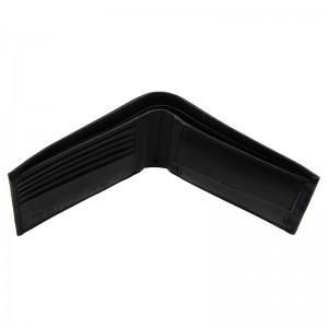 Pánská kožená peněženka Calvin Klein Ronn - černá