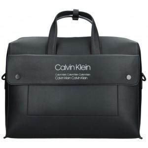 Pánská taška přes rameno Calvin Klein Pablo - černá
