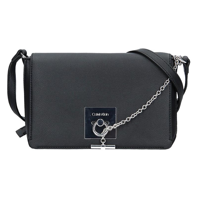 e013519c3a Dámská crossbody kabelka Calvin Klein Leopolda - černá