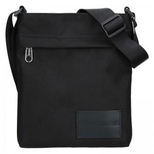 Pánská taška přes rameno Calvin Klein Pallen - černá