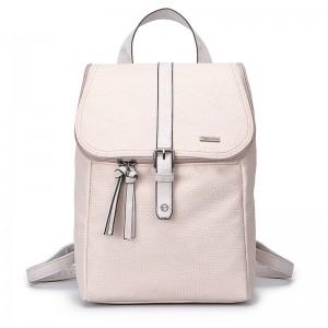 Dámský fashion batoh Tamaris Alessia - světle růžová