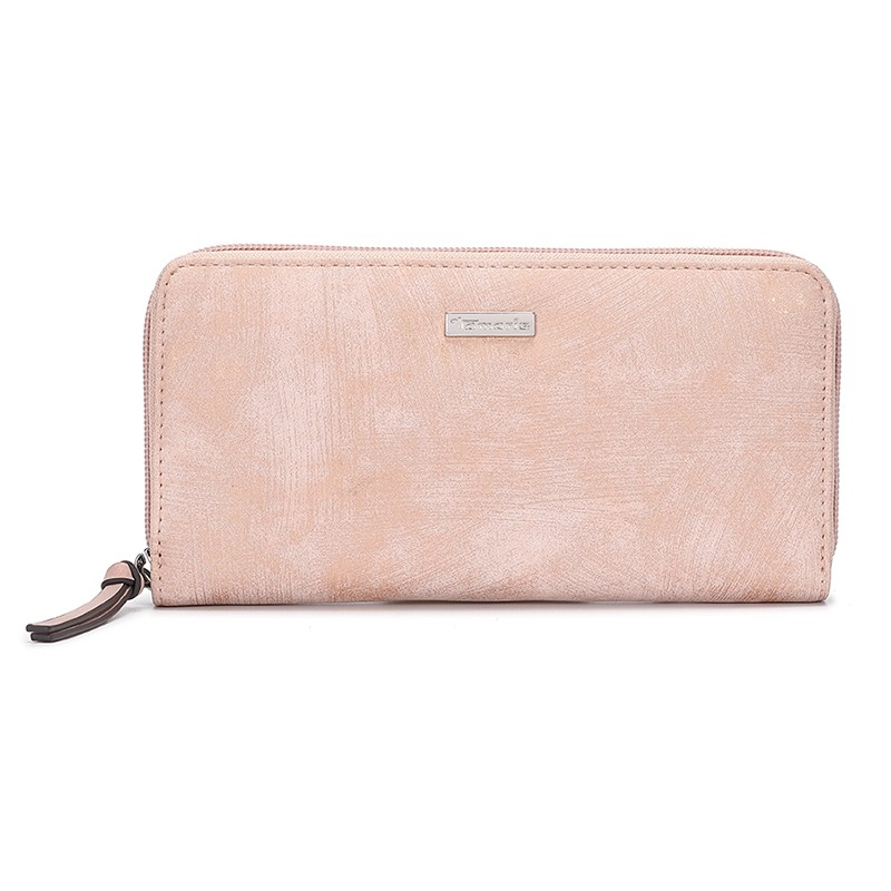 93f1d9bee73 Dámská peněženka Tamaris Elsa - světle růžová