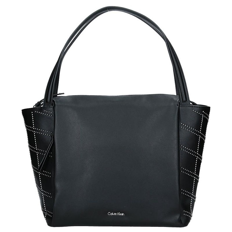 Levně Dámská kabelka Calvin Klein Ghita - černá