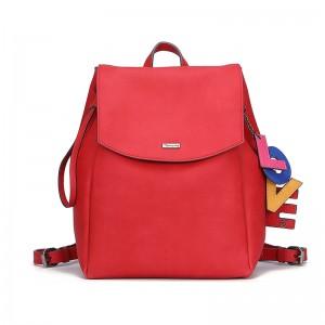 Dámský fashion batoh Tamaris Lorela - červená