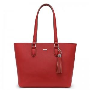 Dámska kabelka Tamaris Maxima Shopping - červená