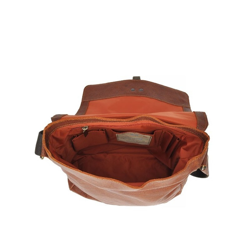 Pánská taška Daag JAZZY ORGANIC 5 - koňak