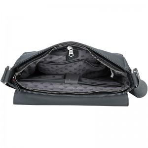 Pánská taška přes rameno Lerros Romel - tmavě šedá