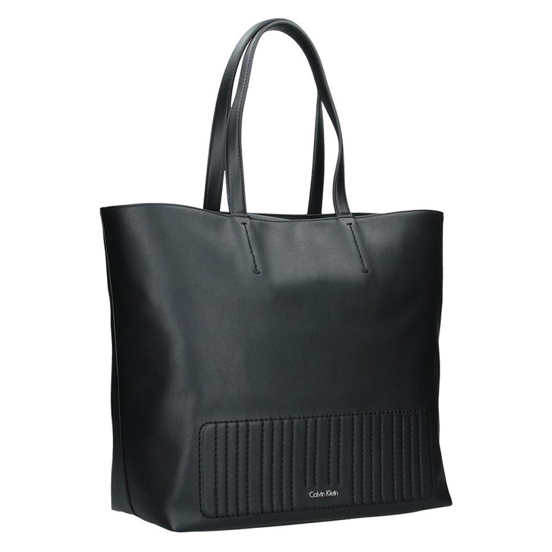 Dámská kabelka Calvin Klein Eveline - černá